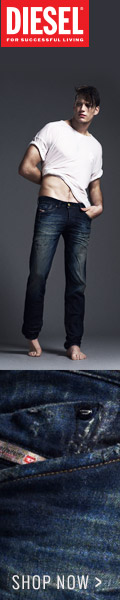 Diesel Mens Denim SS 120x600