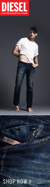Diesel Mens Denim SS 160x600
