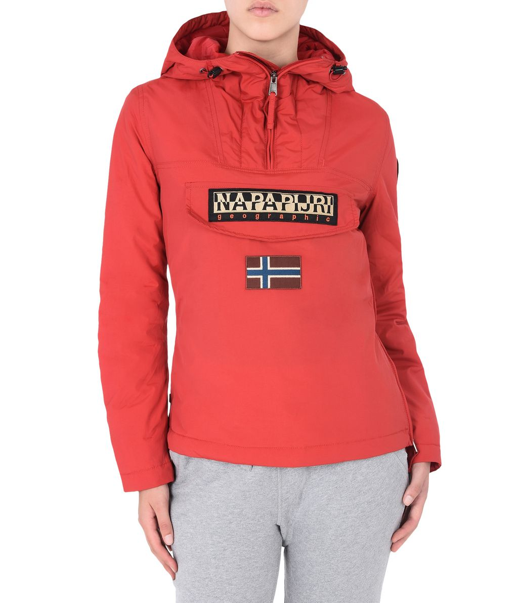 NAPAPIJRI RAINFOREST WINTER FEMME RAINFOREST,ROUGE