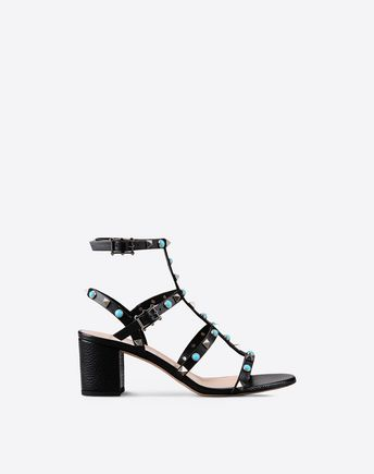 VALENTINO Rockstud Rolling sandal 11008004PP