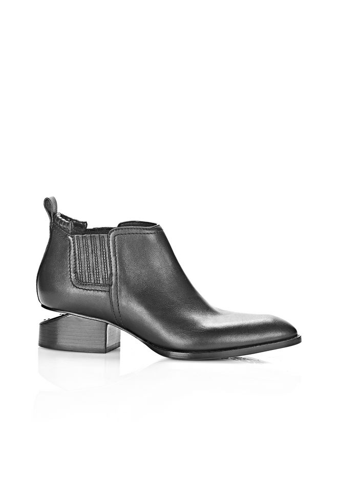 ALEXANDER WANG Boots KORI OXFORD WITH MATTE BLACK