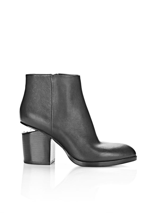 ALEXANDER WANG Boots GABI BOOTIE WITH ROSE GOLD