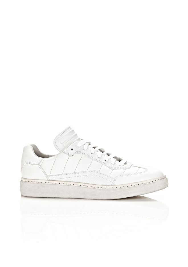 ALEXANDER WANG classics EDEN LOW TOP SNEAKERS