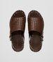 BOTTEGA VENETA SANDALS IN EDOARDO INTRECCIATO CALF Sneaker or Sandal Man dp