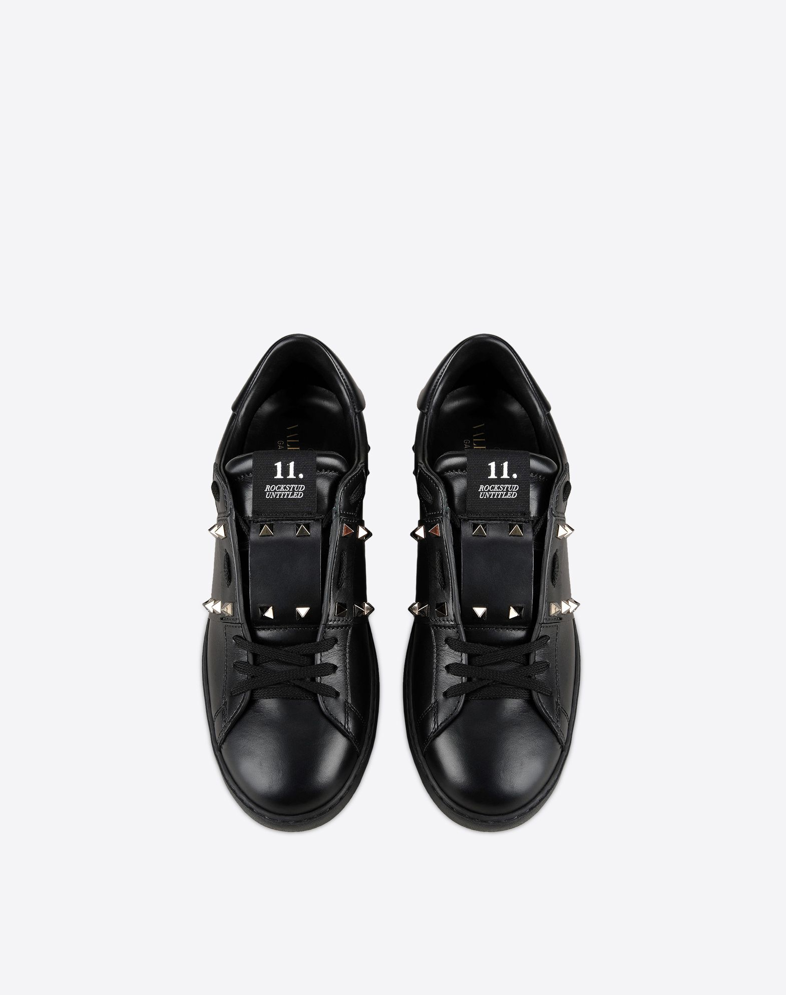 VALENTINO GARAVANI Rockstud Untitled sneaker LOW-TOP SNEAKERS D e
