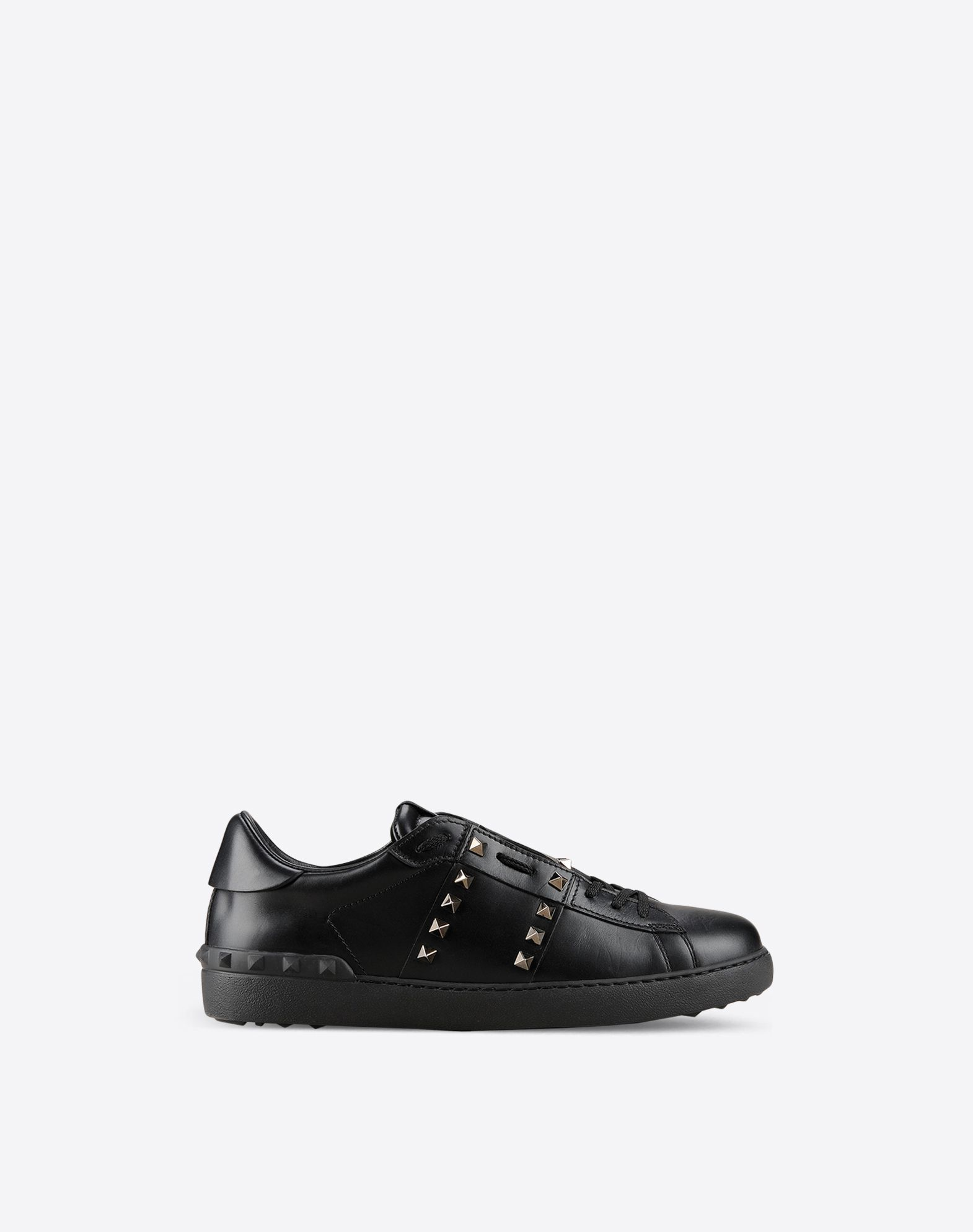 VALENTINO GARAVANI Rockstud Untitled sneaker LOW-TOP SNEAKERS D f