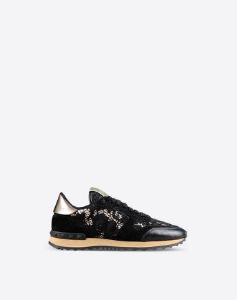 VALENTINO Lace sneaker  11017250NK