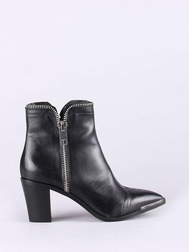DIESEL Boots D D-EARLHI ZIP f