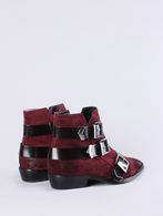 DIESEL D-ENILLA BUCKLE Boots D e