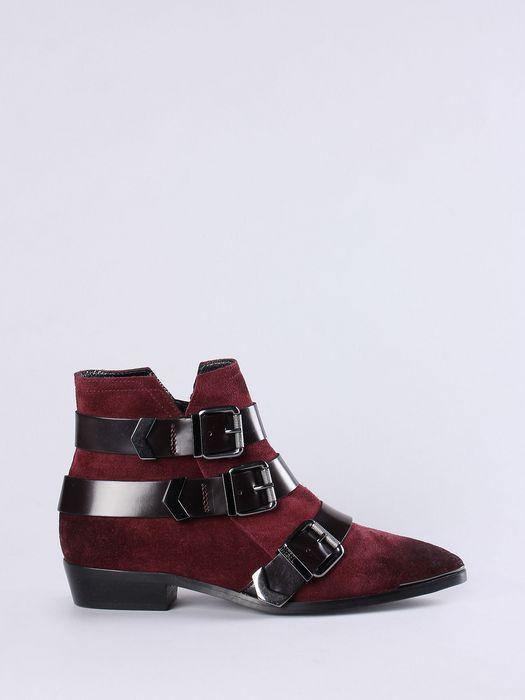 DIESEL D-ENILLA BUCKLE Boots D f