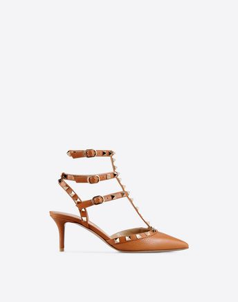 VALENTINO Rockstud ankle strap 11025404IW