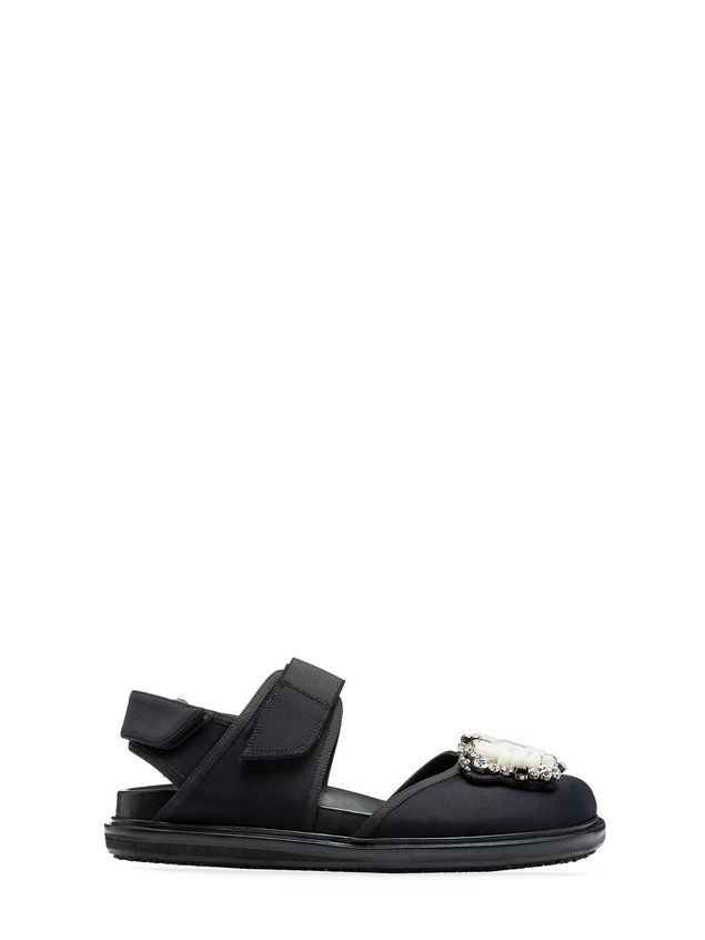Marni Closed-toe Fussbett in technical fabric  Woman - 1