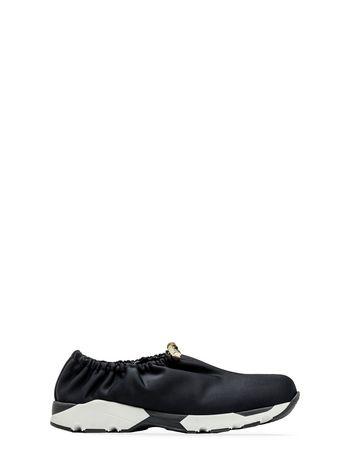 Marni Sneaker in technical fabric with drawstring Woman