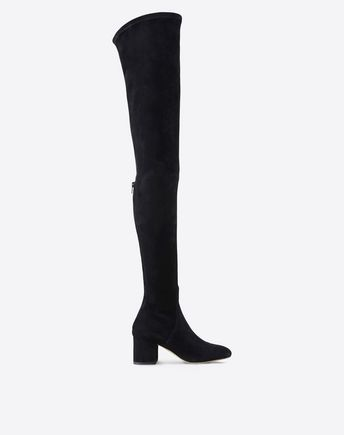 VALENTINO Over the knee Stretch Boot 11030906OM