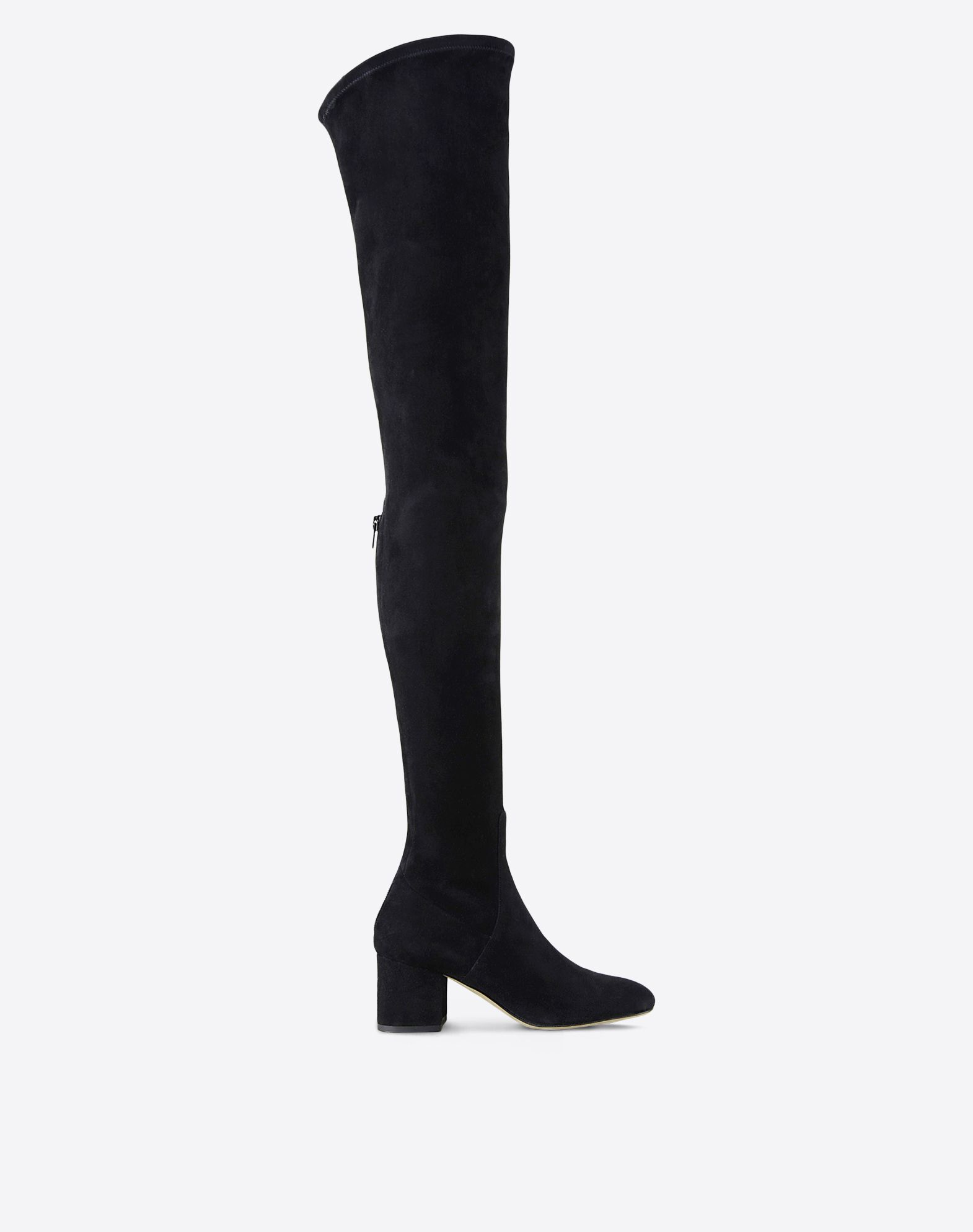 Valentino Garavani over-the-knee leather boots vH1PZyjEOq