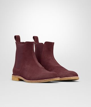 WEST BOOT IN BAROLO SUEDE