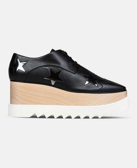Chaussures Elyse à étoiles couleur zinc