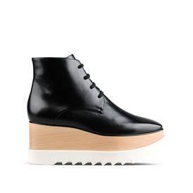 STELLA McCARTNEY Wedges D Black Elyse Boots  f