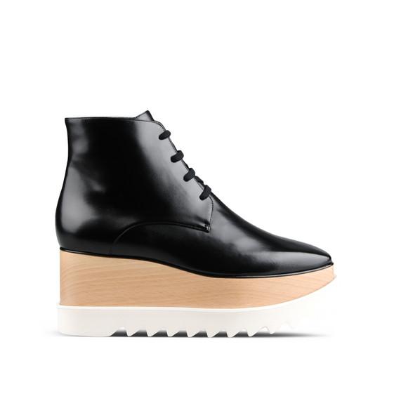 Black Elyse Boots