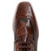 STELLA McCARTNEY Mahogany Brogue Elyse Shoes Wedges D a