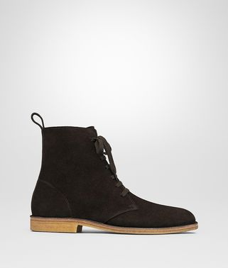 CORBY BOOT IN ESPRESSO SUEDE