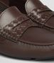 BOTTEGA VENETA WAVE DRIVER IN EDOARDO CALF INTRECCIATO Mocassin or Slipper U ap