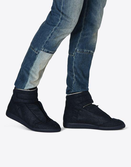 Maison Margiela Future High-Top Sneakers odaBG6