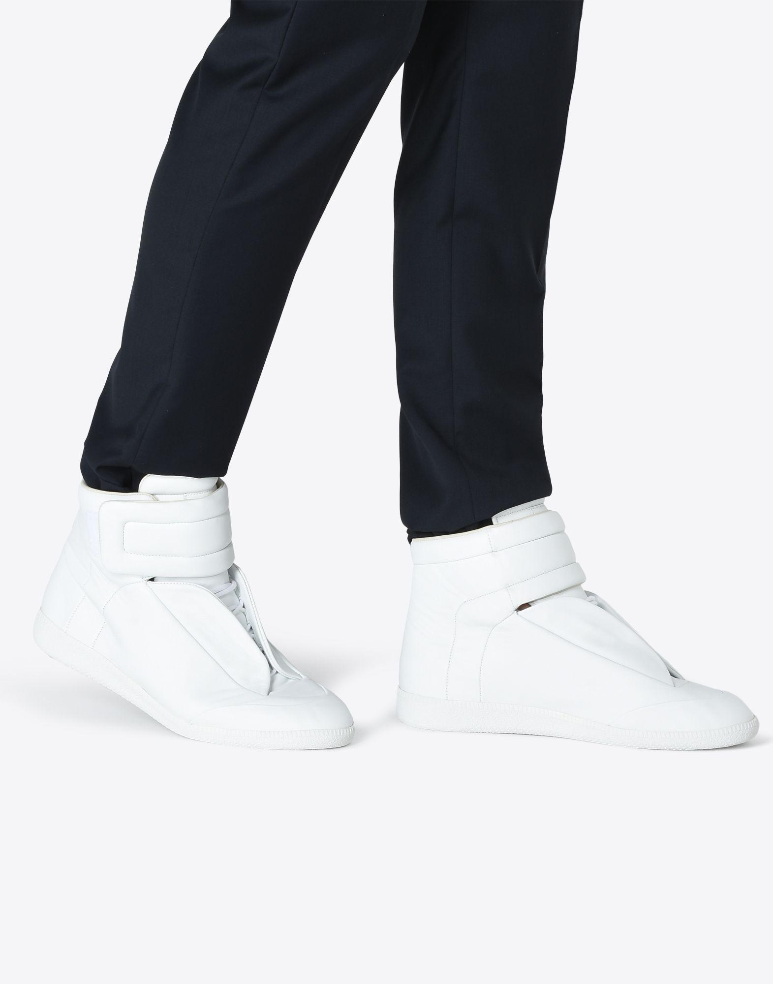 MAISON MARGIELA 22 Baskets 'Future' hautes Sneakers Homme b