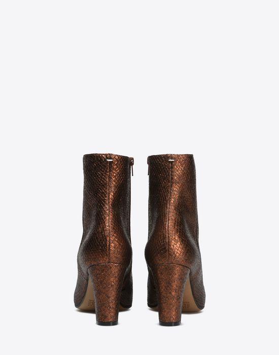 MAISON MARGIELA 22 Metallic ankle boots Ankle boots D d