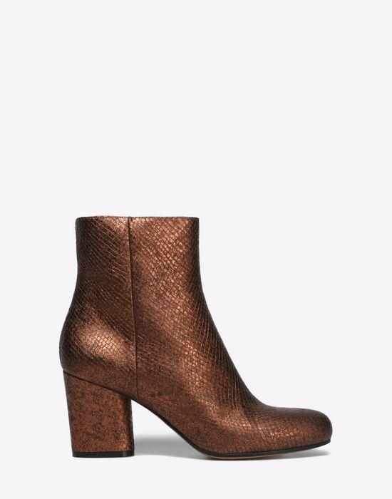MAISON MARGIELA 22 Metallic ankle boots Ankle boots D f