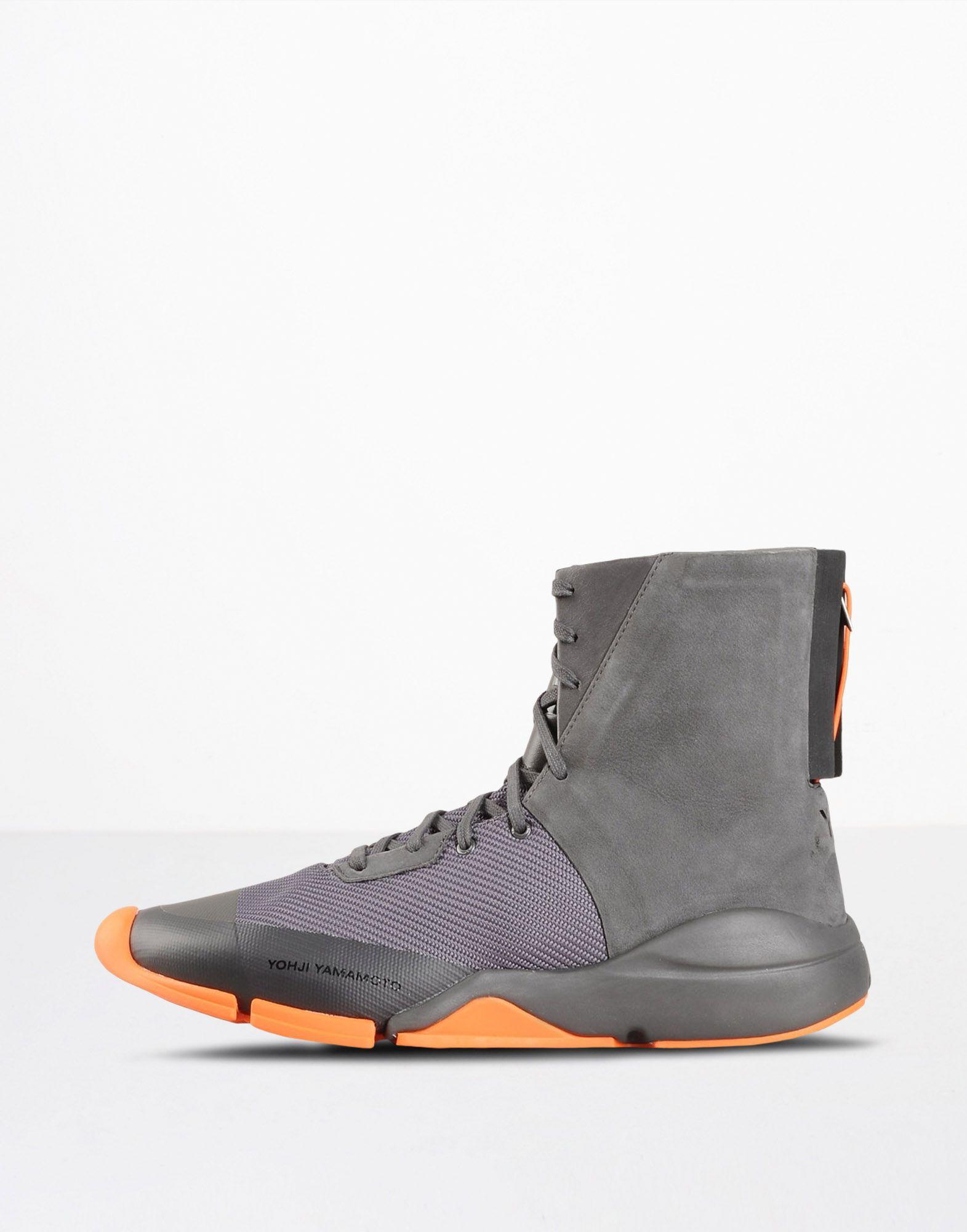 Y-3 Future Zip High Sneaker t8mUp1Nfko