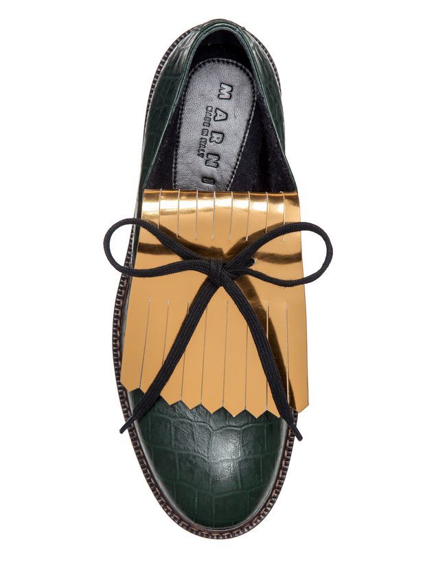 Marni Derby Lace-up