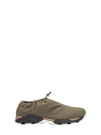 Marni Sneaker in technical fabric with drawstring Woman