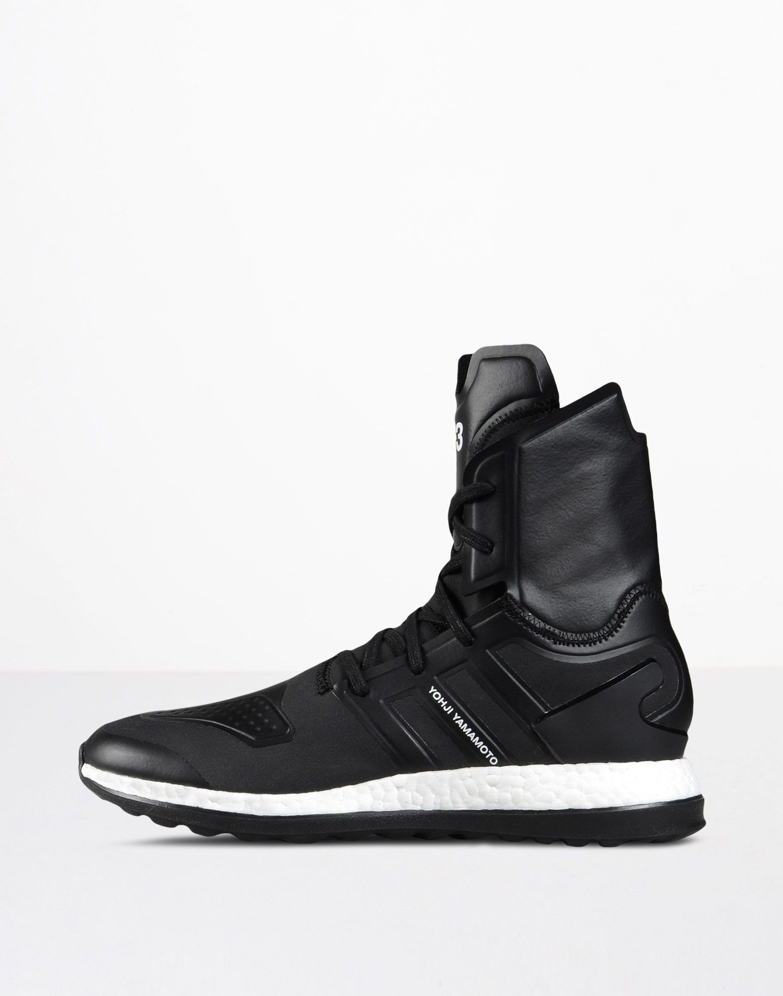 ... Y-3 Y-3 PUREBOOST ZG HIGH High-top sneakers Man ... f73d8118fa3b