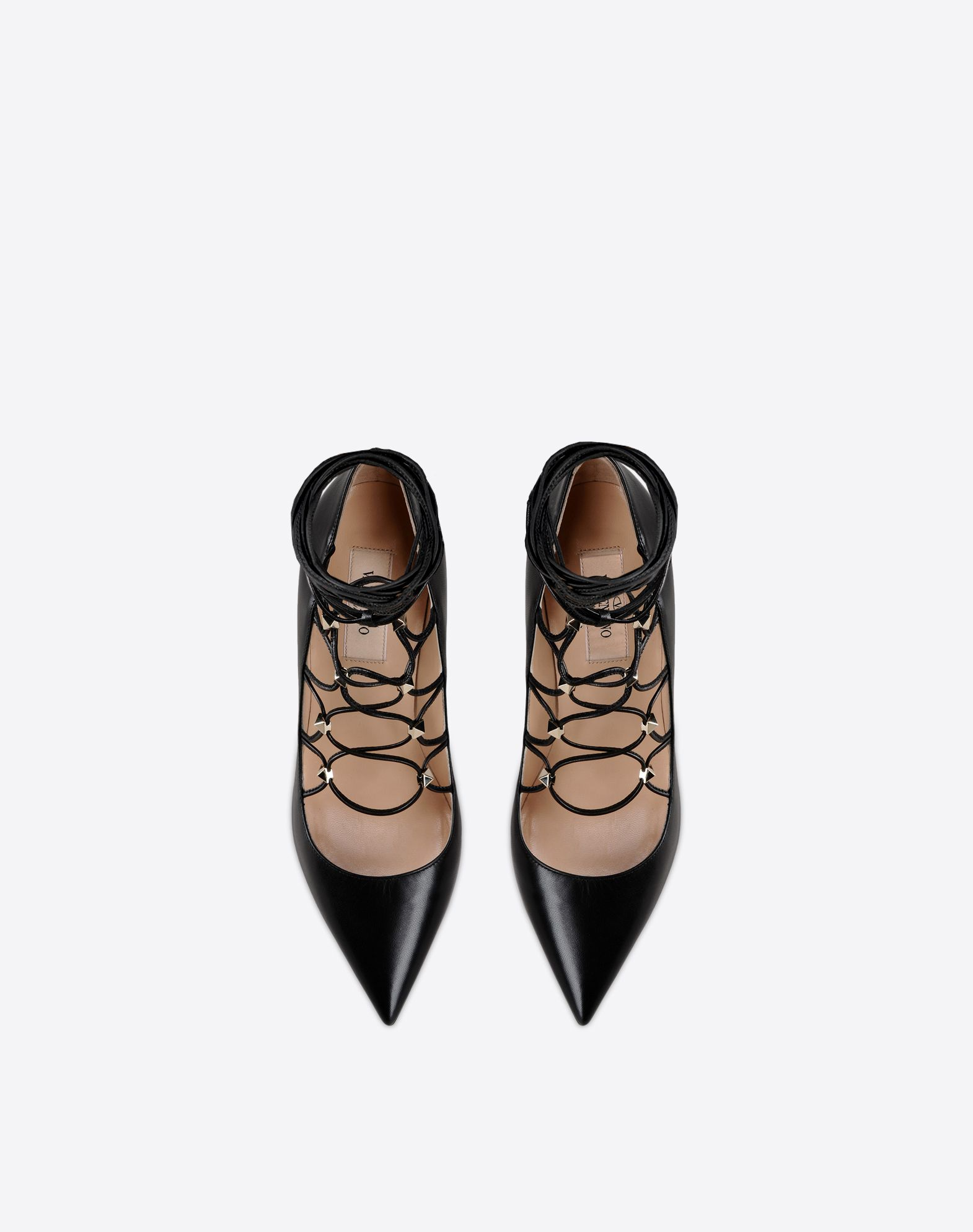 VALENTINO Solid colour Studs Ties  11057373lw