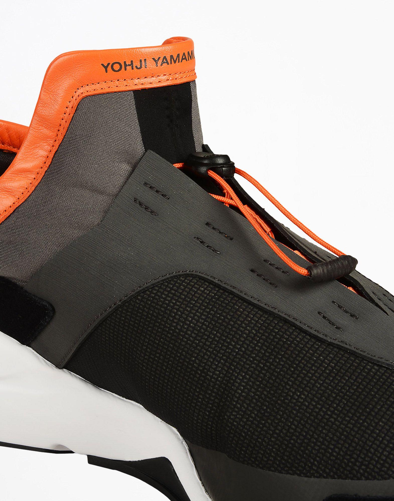 Y-3 FUTURE LOW SHOES man Y-3 adidas