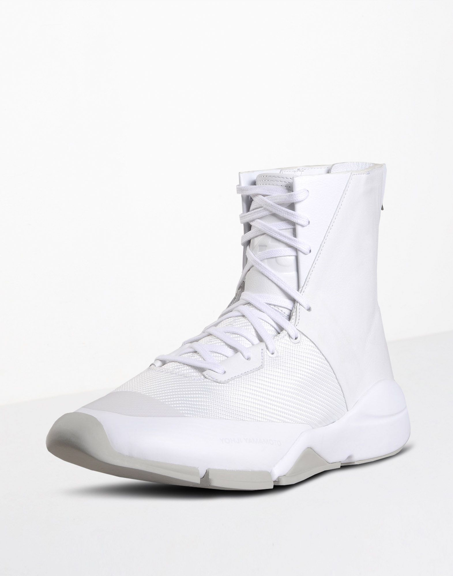 Y-3 FUTURE ZIP HIGH SHOES man Y-3 adidas