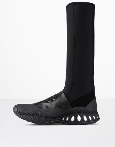 Y-3 BBALL CAGE SHOES man Y-3 adidas
