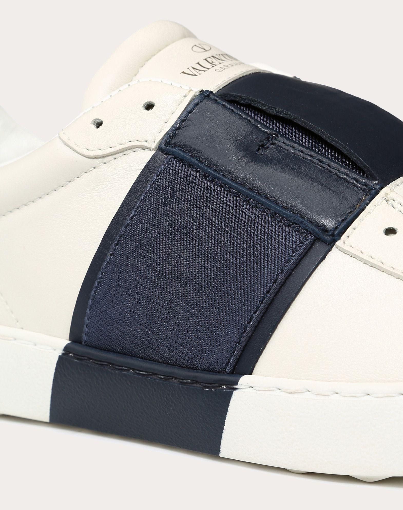 VALENTINO GARAVANI UOMO Elastic Sneaker LOW-TOP SNEAKERS U b
