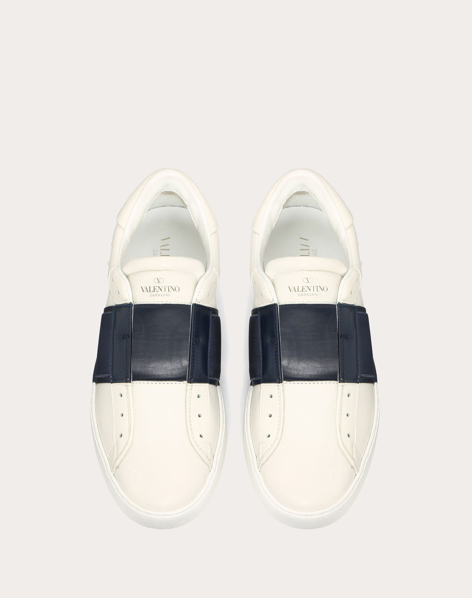 VALENTINO GARAVANI UOMO Elastic Sneaker LOW-TOP SNEAKERS U e