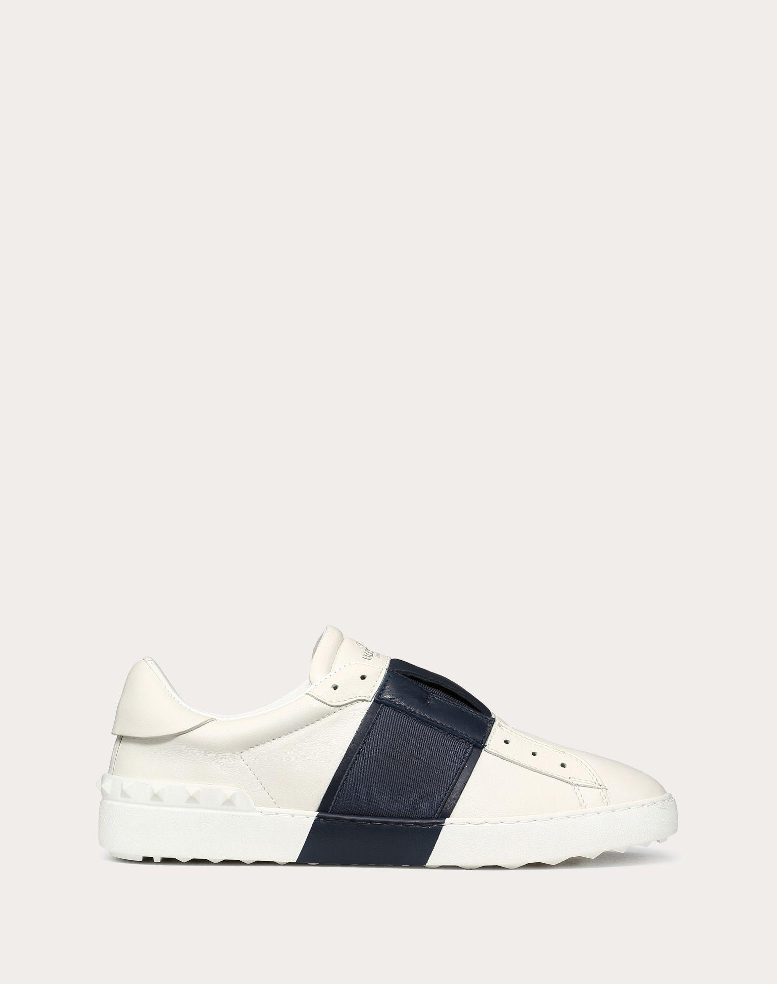 VALENTINO GARAVANI UOMO Elastic Sneaker LOW-TOP SNEAKERS U f