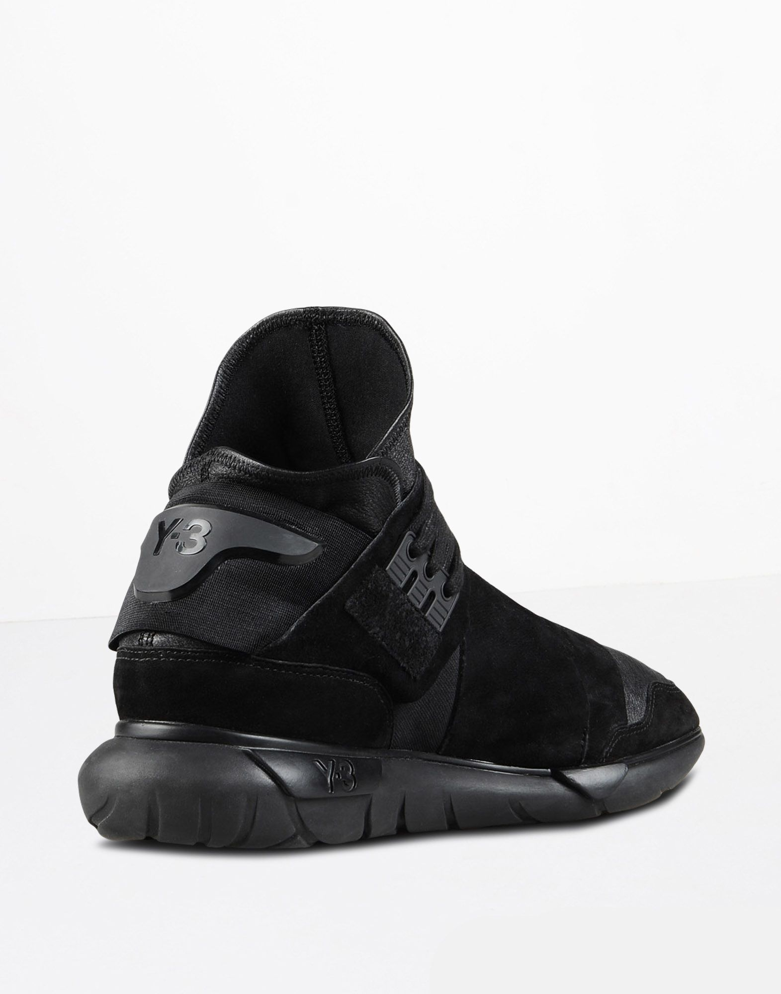 fcc0c51bbd127 ... Y-3 Y-3 QASA HIGH Sneakers Man d ...
