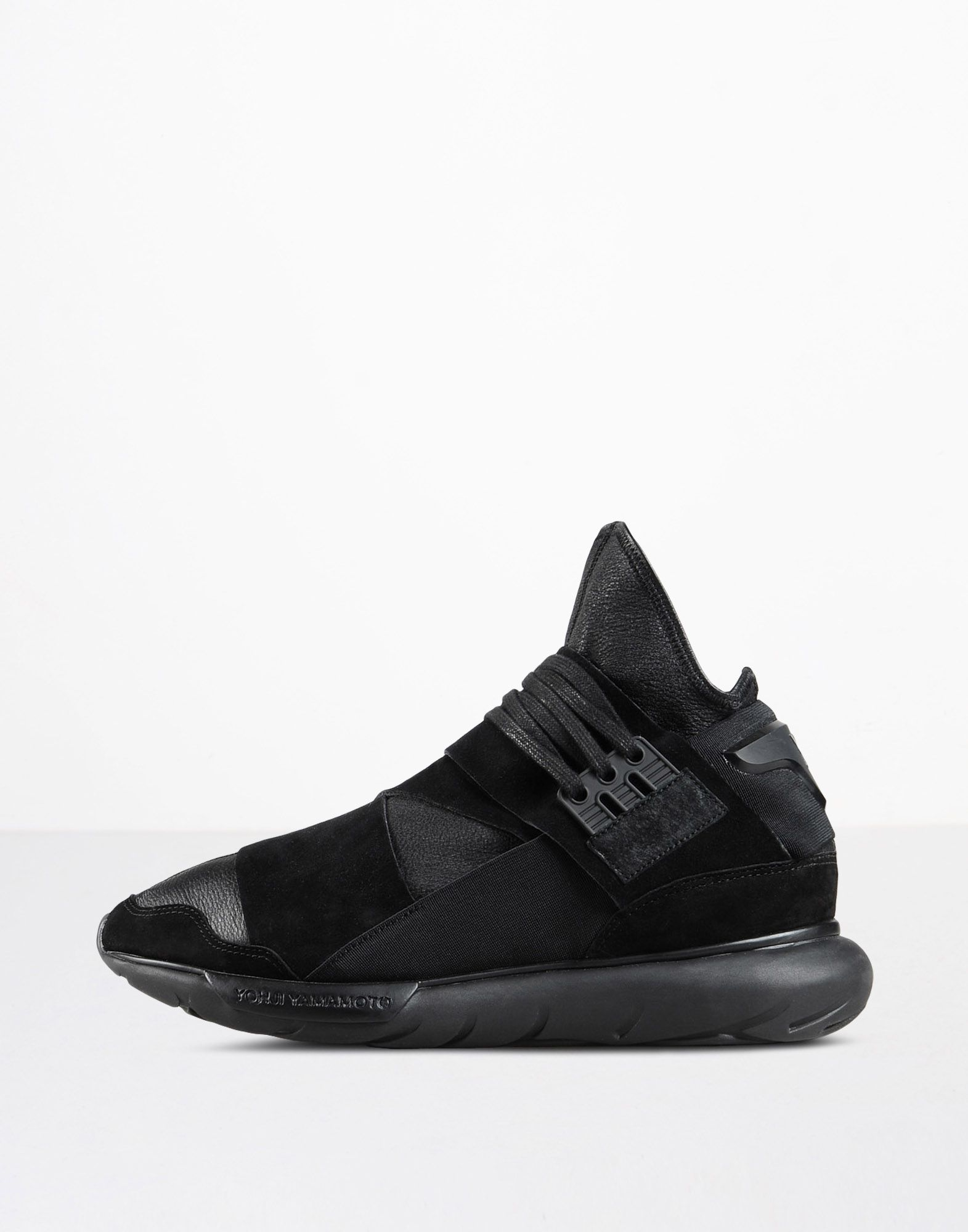 be1157222 ... Y-3 Y-3 QASA HIGH Sneakers Man f ...