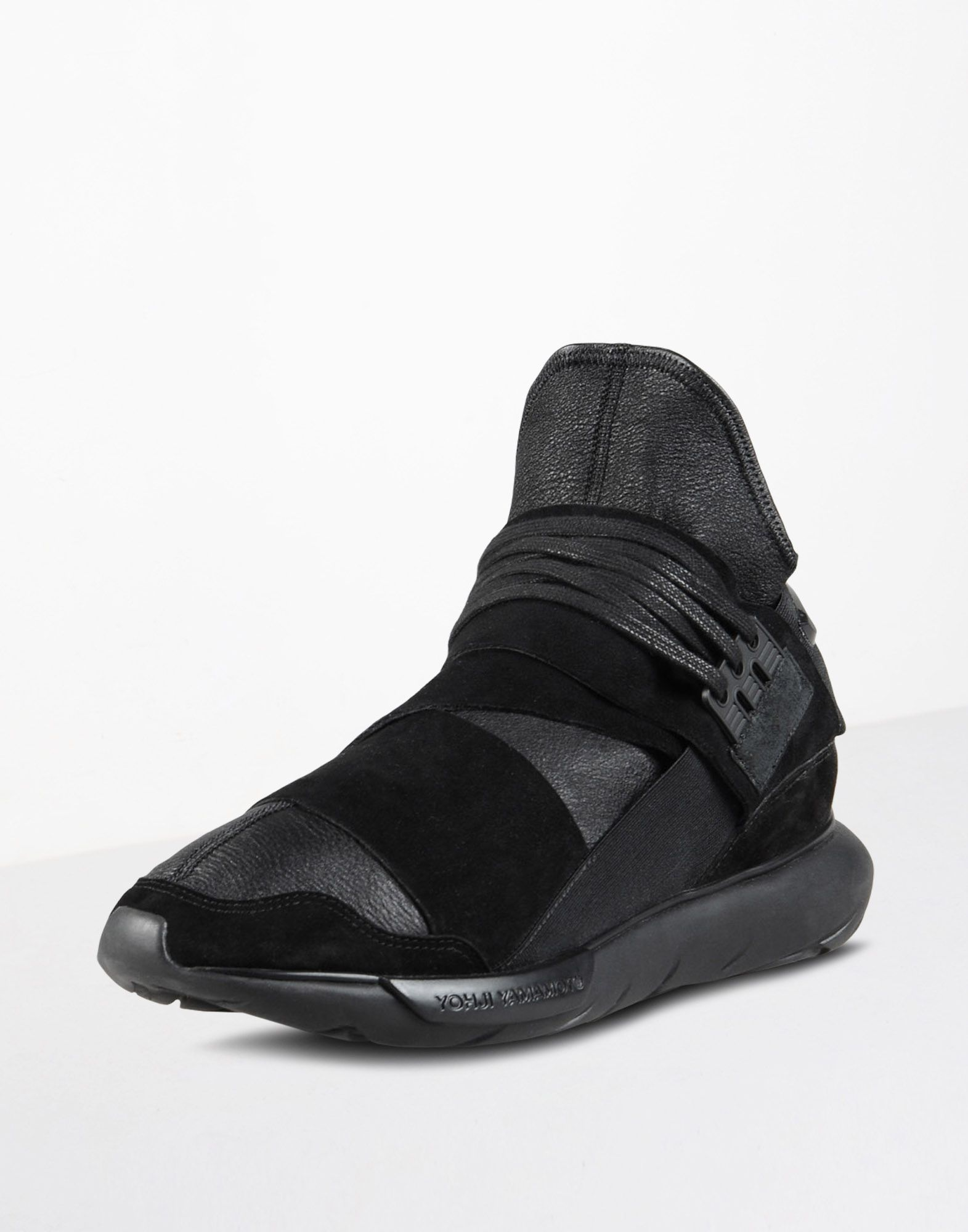 f75757d4f90b9 ... Y-3 Y-3 QASA HIGH Sneakers Man r ...