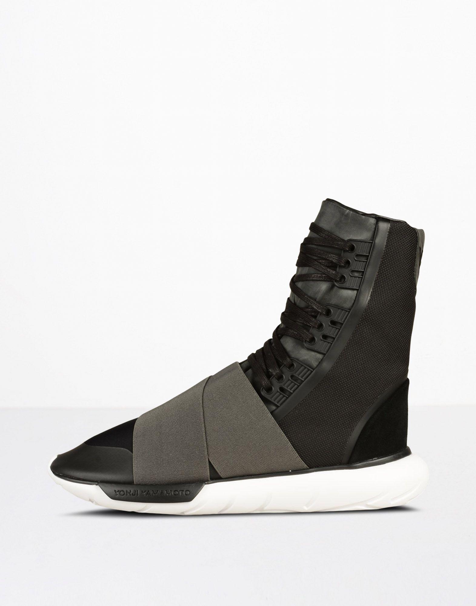 Y-3 QASA BOOT Shoes man Y-3 adidas