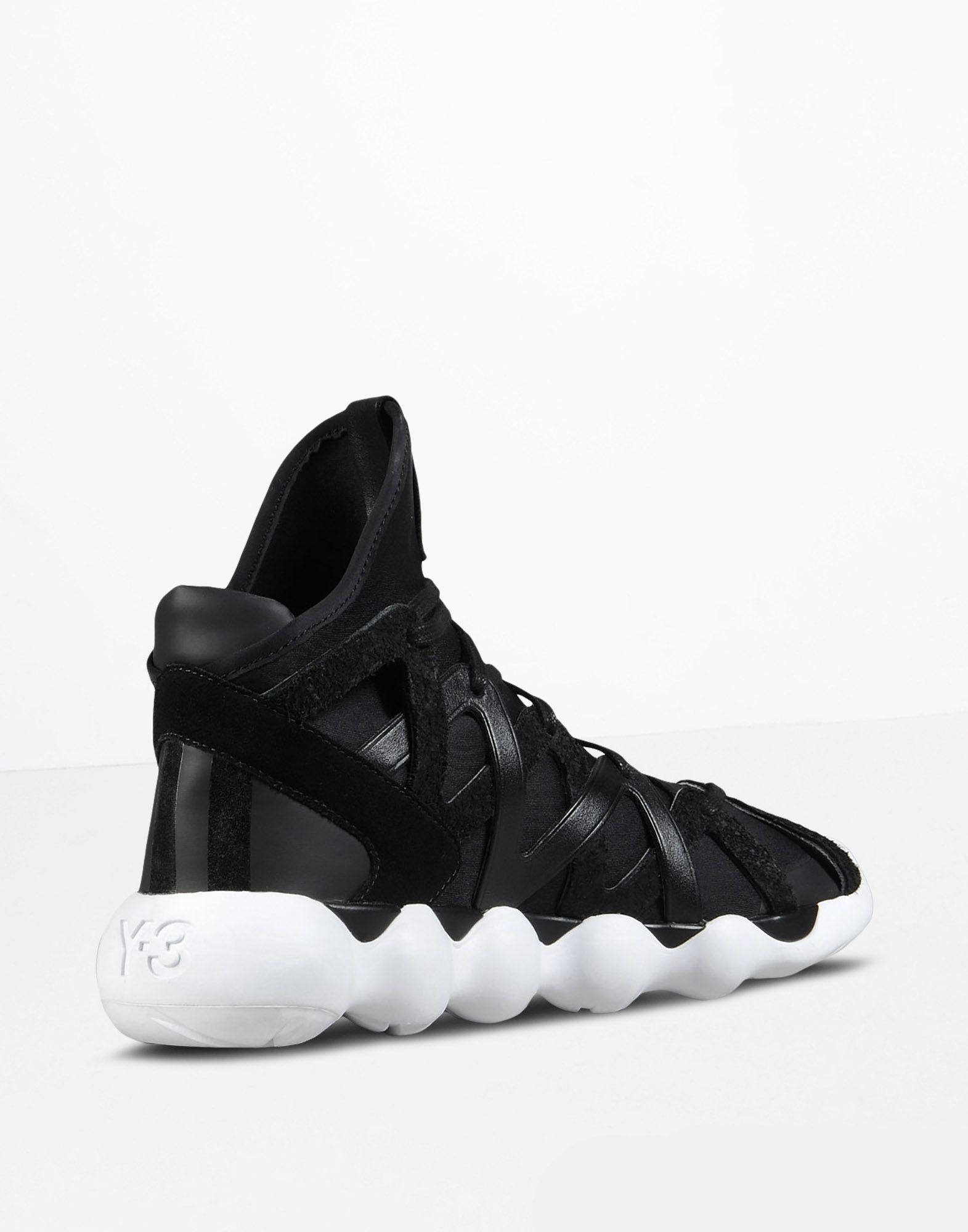 e83f169cf47a ... Y-3 Y-3 KYUJO HIGH High-top sneakers Man d ...