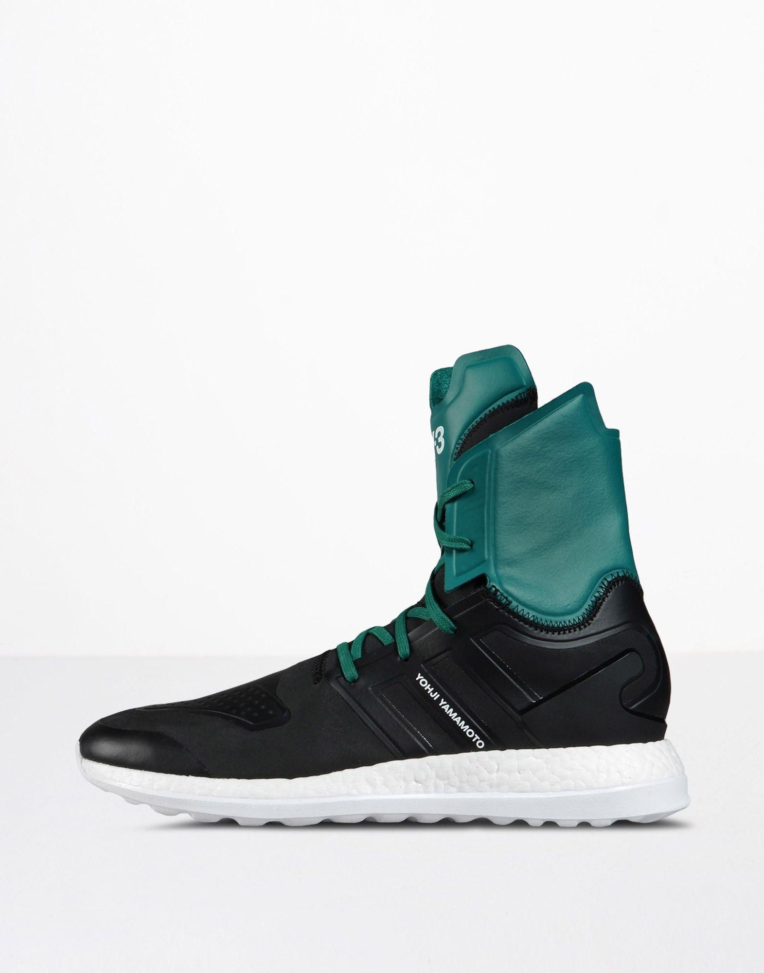 e2639b3c1ef66 ... Y-3 Y-3 PUREBOOST ZG HIGH High-top sneakers Man ...