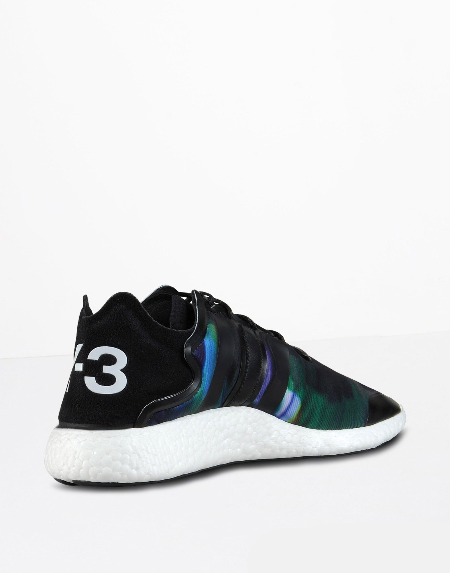 aac6760cc ... Y-3 Y-3 YOHJI RUN Sneakers Man ...