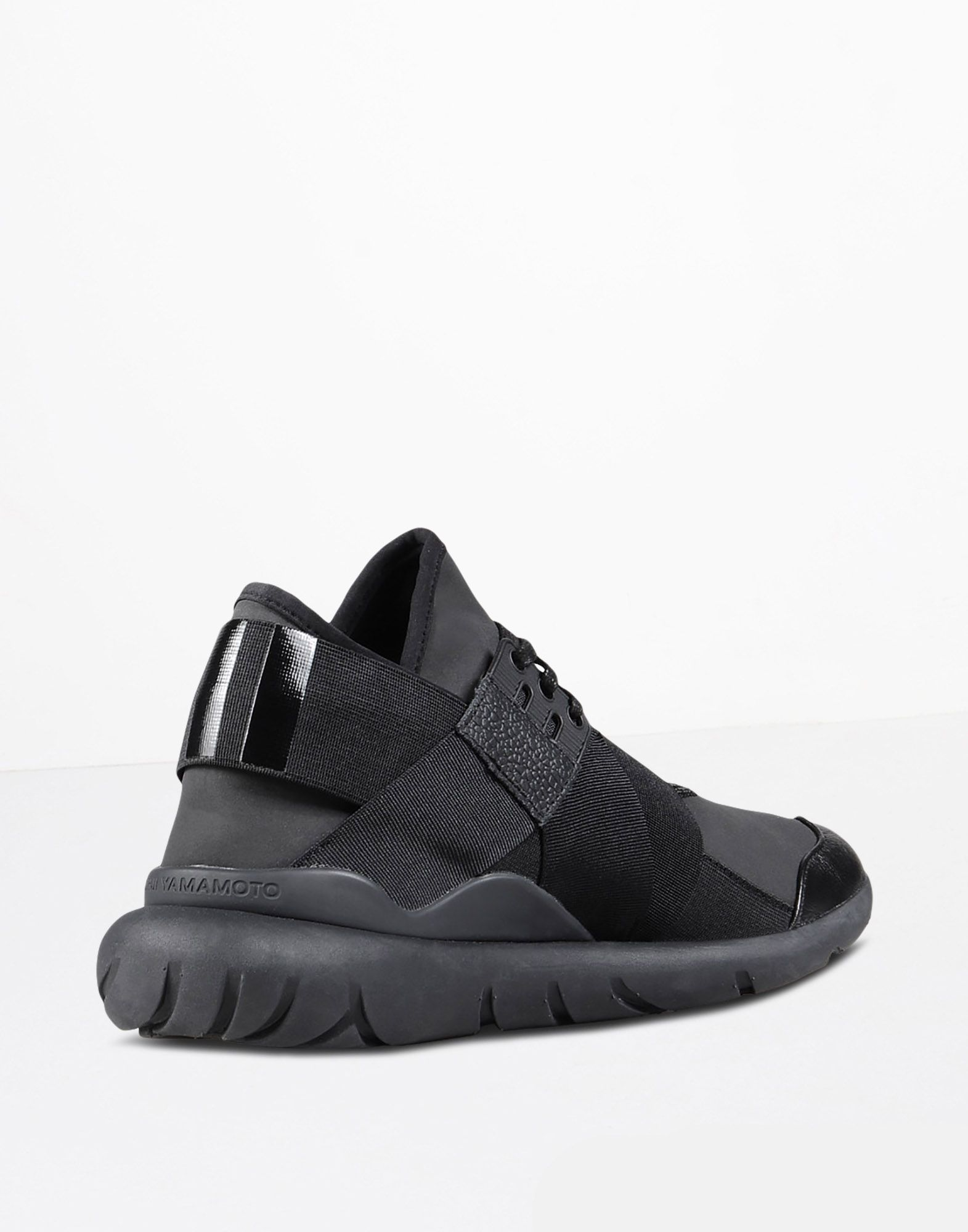 ... Y-3 QASA ELLE LACE SHOES woman Y-3 adidas ...