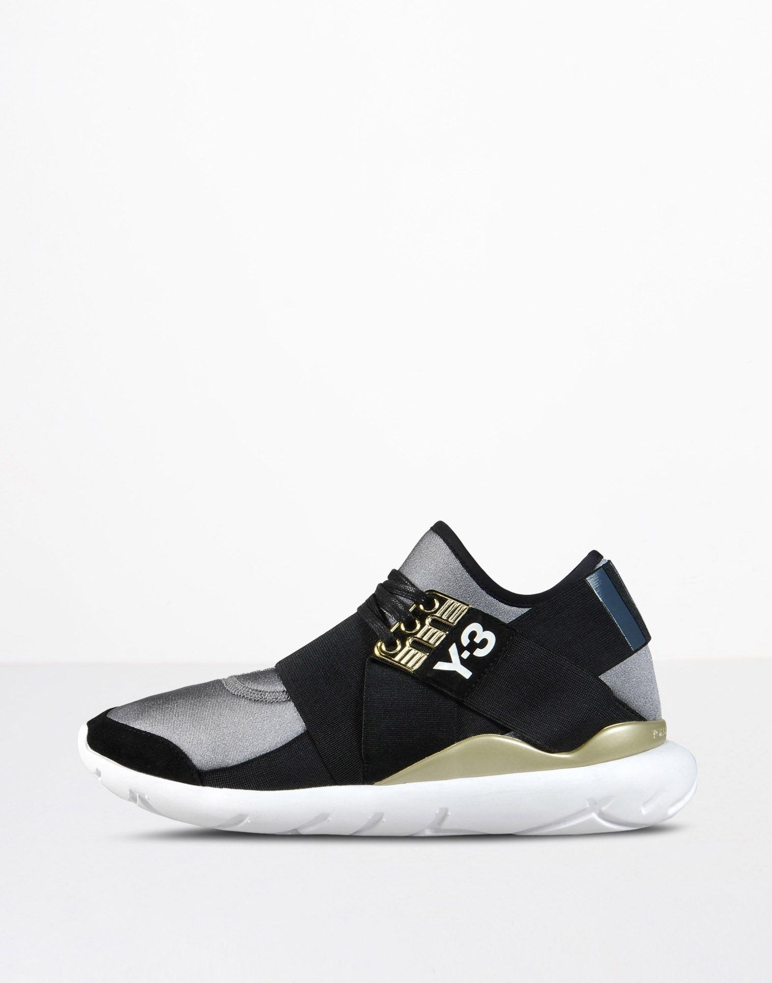 957bf54b4b0be ... Y-3 Y-3 QASA ELLE LACE Sneakers Woman f ...